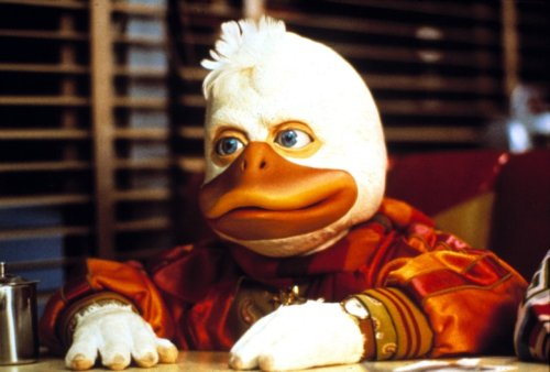 'Howard the Duck' Team: Robin Williams Quit After One Week Over 'Insane' Voiceover Process