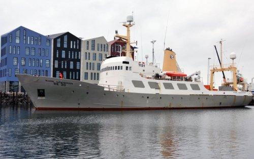 Islandia saca a licitación la construcción de un buque de investigación