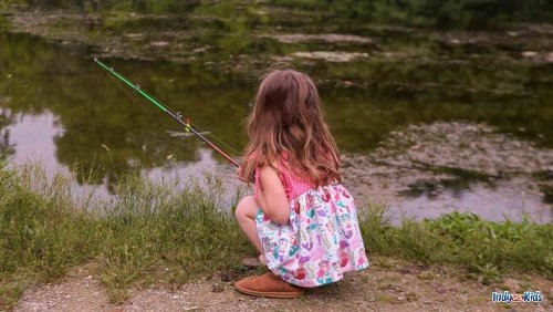 Indiana Free Fishing Days & Learn to Fish Program