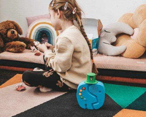 TECHNIFANT Audioplayer mit Nachtlicht im Test: Schöne Geschenkidee für Kinder ab 3 Jahren