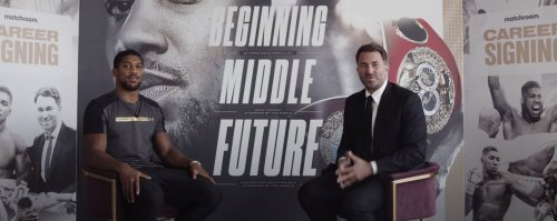What Joshua's new 'career-long' deal with Hearn means for Sky Sports and DAZN