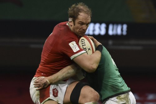 Jones won't let England jibes affect him as Wales' captain prepares for Six Nations showdown
