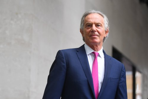 Tony Blair warns governments are running out of time to convince public on climate change goals