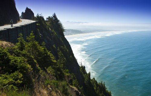 Four epic cycling adventures that showcase the incredible landscapes of the USA