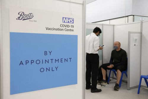 Third of all UK adults have received two Covid vaccine doses