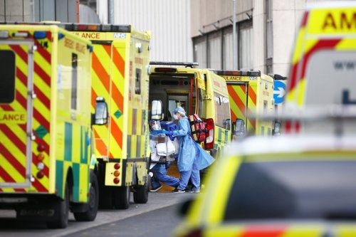 NHS staff with 'colossal workloads' trying to clear huge waiting lists as Covid admissions rise