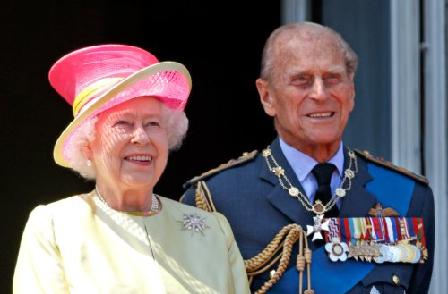 All of Prince Philip's medals, and how he won them