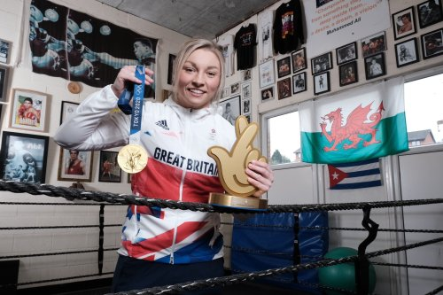 Price considers turning pro with Hearn after 'ticking every box' with Olympic gold