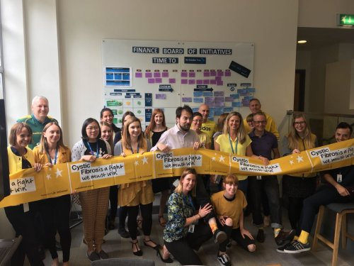 When is Wear Yellow Day 2021? How to take part in the cystic fibrosis event and where to donate