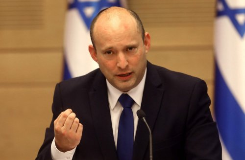 Israel's new prime minister vows to unite country as world leaders send congratulations