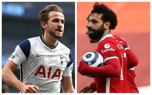 Kane and Salah in Golden Boot fight heading into Premier League's final fortnight