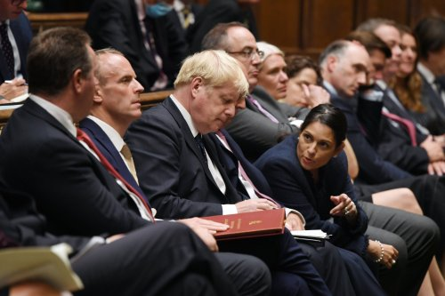 Boris Johnson's cabinet reshuffle was about isolating threats and giving himself a new lease of life
