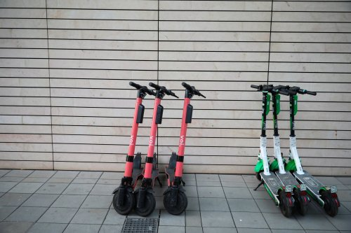 Police crack down on 16 instances of illegal e-scooter use in Bristol in one week