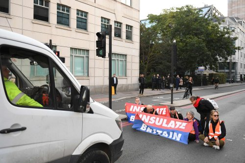 Insulate Britain barred from protesting across England's road network by emergency injunction