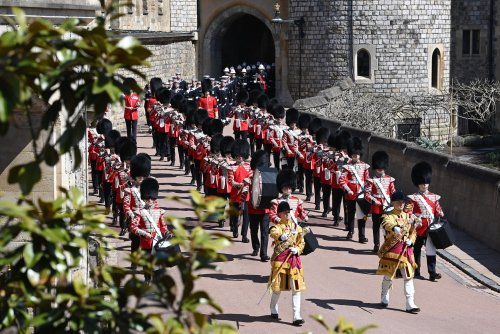 Period of official national mourning ends after Duke of Edinburgh funeral at Windsor Castle