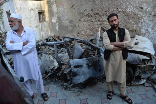 US offers 'condolence payments' to families of 10 Afghan civilians killed in Kabul drone strike
