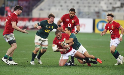 Sinckler faces possible 12-match ban after being cited for alleged bite in Lions defeat