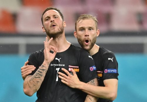 'I am not a racist' - Arnautovic apologises for celebration against North Macedonia