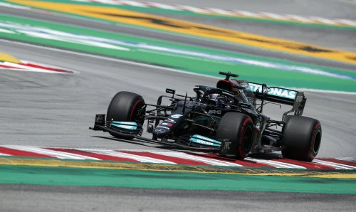 Hamilton wary of Red Bull 'mistakes' as Mercedes seek to dominate Spanish Grand Prix