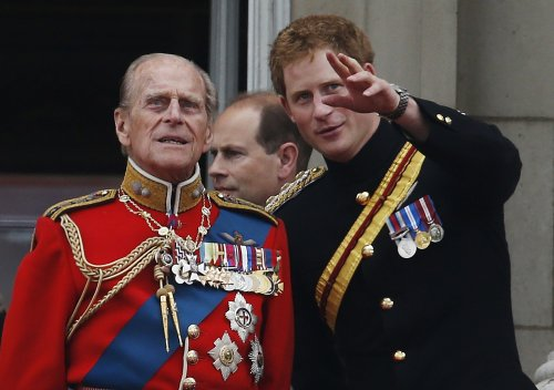 Per mare per terram: The final line of Prince Harry's tribute to Prince Philip explained