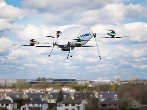 How delivery drones are already helping fulfil orders for coffee, takeaways and books
