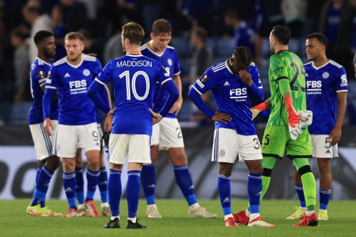 Leicester's disappointment against Napoli just shows how far they have moved the goalposts