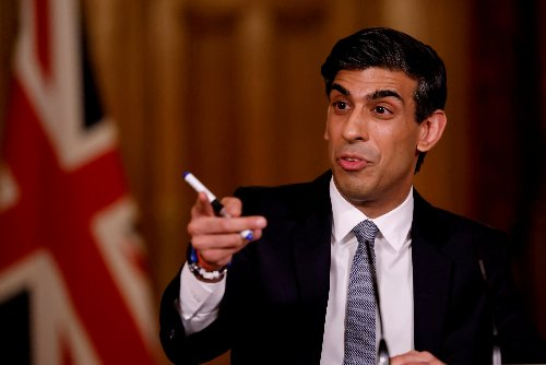 Sunak 'minded' to hike inheritance tax to help pay UK's Covid bill