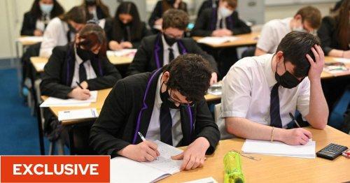 Handing out GCSEs and A-levels which will disappoint pupils is 'soul destroying', teachers say