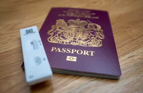UK rules on PCR and lateral flow testing for green, amber and red list