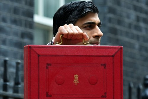 British people want Rishi Sunak's Budget to fund social care and greener homes, research says