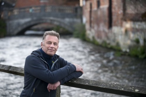 In The Walk That Made Me, Chris Packham fronts a joyfully intimate hour of television