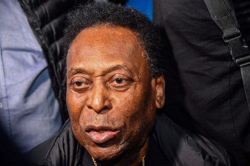 Pele readmitted to ICU in Sao Paulo just days after leaving hospital following tumour operation