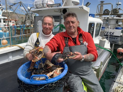 Jersey fishermen vow 'things will get messy' if French repeat blockade as fishing war escalates