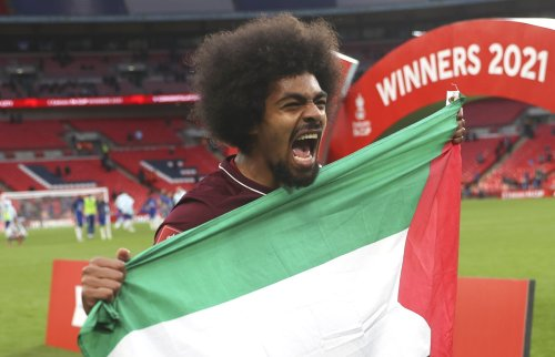 Lack of action over Choudhury's Palestinian flag shows up football's contradictions on politics