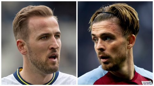 How Man City could line up with Harry Kane and Jack Grealish as Spurs striker goes AWOL
