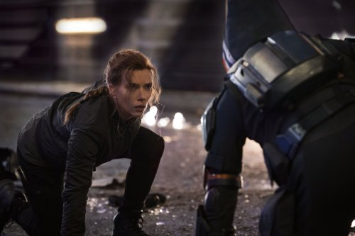 Scarlett Johansson's Black Widow endured a decade of sexism so future superheroes won't have to
