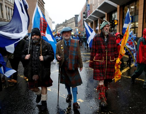 Support for Scottish independence is at its lowest level for 18 months