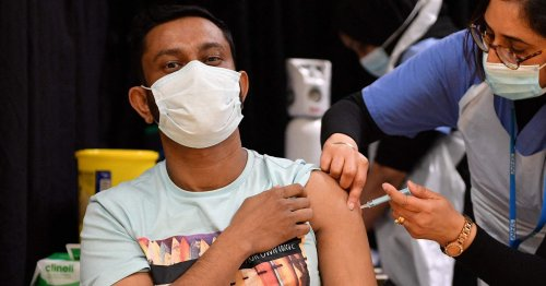Vaccine uptake: London destined to be at the bottom of the table thanks to youth and diversity