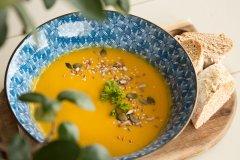 Discover pumpkin soup