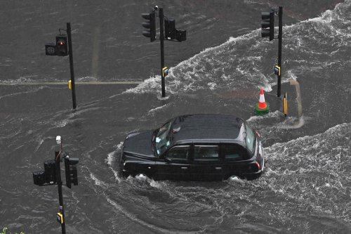 London flooding: Areas affected, flood warnings map, weather forecast and travel advice after heavy rain