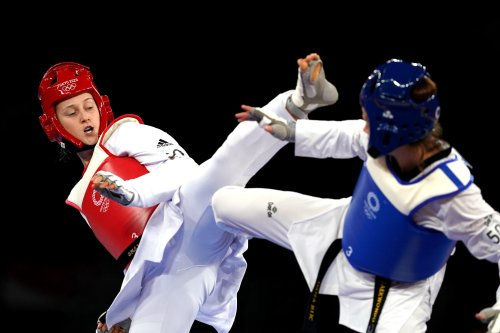 Williams gives up six-point lead in last seconds of taekwondo final to miss out on Olympic gold