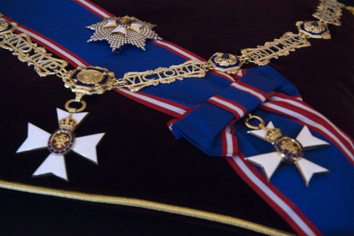 The meaning behind the insignia, medals and regalia displayed at Prince Philip's funeral