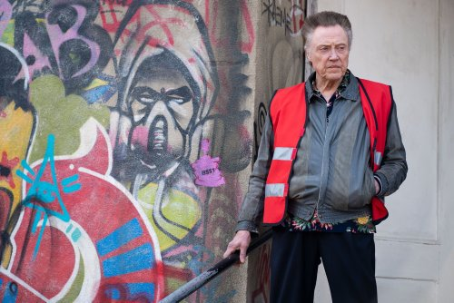 On TV tonight, Christopher Walken stars in Stephen Merchant's new comedy The Outlaws