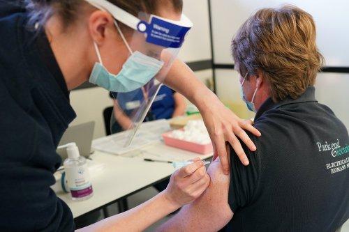 AstraZeneca Covid vaccine blood clot risk compared to HRT and the pill