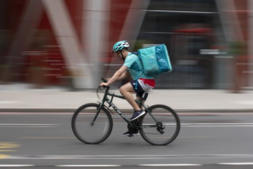 Deliveroo to alert customers about Covid surge testing as they order takeaways
