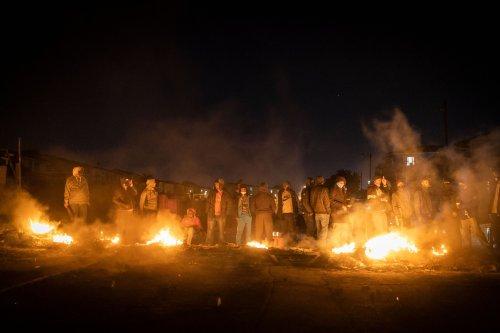 Fears of South African race war build as vigilantes roam streets before Mandela's birthday