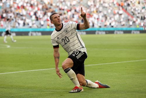 Germany's wildcard wing-back Gosens emerges as Euro 2020's breakout star against Portugal