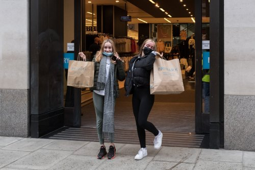 Enthusiasm for visiting stores in person must continue or retailers will go bust