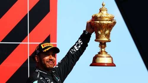 Lewis Hamilton could teach the Government a thing or two about focus