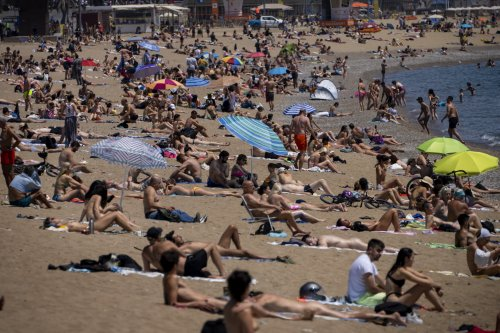 Whether Spain will be on the 'green list' after the next travel review